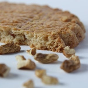 Shortbread with French Walnuts