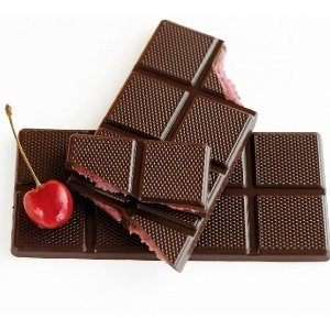 Dark Chocolate filled with Black Forest
