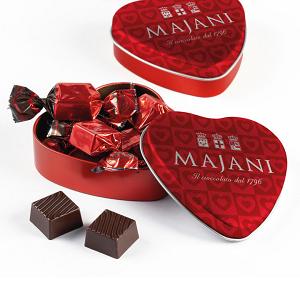 Majani Heart Tin