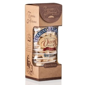 Torrons Agramunts Almond Nougat Box 300g