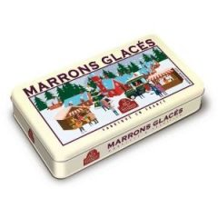 Metal Box 8 marrons glacés