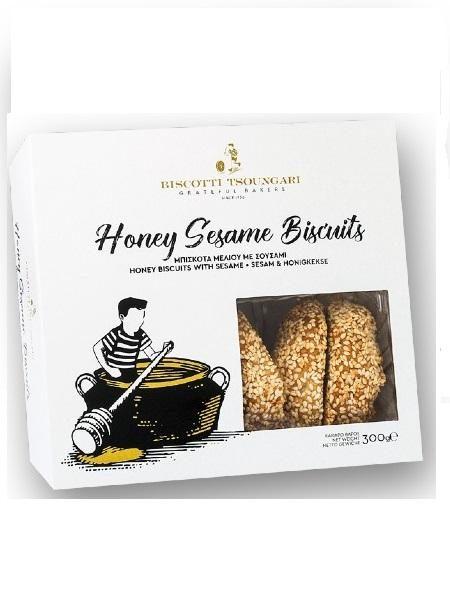 Biscotti Tsoungari Honey Sesame Biscuits 300g P10i068umggmjshbx7916p5tv5aerwebaqihthxb74