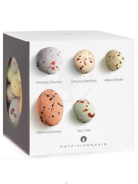 Hatziyiannakis Mixed Sweet Pebbles 450g P10i0igr3axcqpzkxuj6l42tl5m6jyqtoezt23f6y8