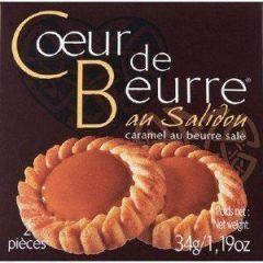 coeur-de-beurre biscuits 34g