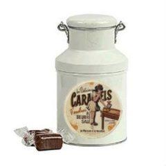 Salted Caramels Milk Churn 200g