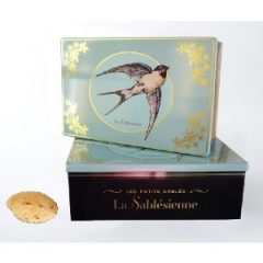 La Sablesienne Bird Tin 250g P10i2qcyo4hd2vm97h8bqmlfbq5nmpu82ekgw8c3mo