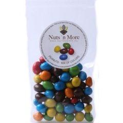Nuts N More Peanuts Chocolate With Colours 120g Bag P10i3esrltetgqmr8rsmjgferqt76uj8trj3dfbv4w