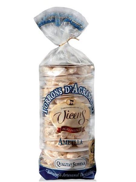 Torrons Vicens Agramunts Almond Nougat Bag 300g P10hy31rfploqzik4aqvn84ycbl1o43scebnfd0t0w