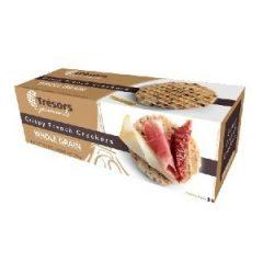 Tresors Crispy French Crackers Whole Grain 95g P10i1orf2r1w6h4vb0z8yw2zkbaz2toyl8h1p5vujk